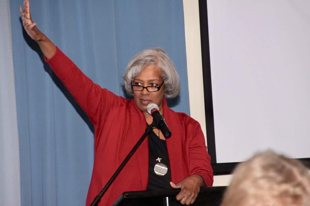 Rev. Cheryl Bell