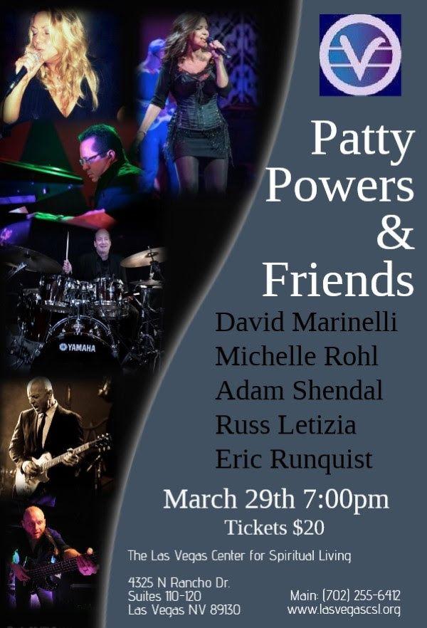 Patty Powers Concert