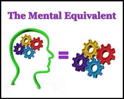 Mental Equivalent