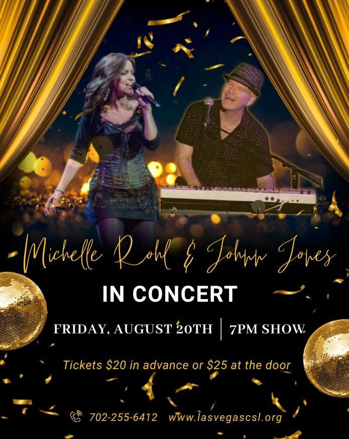 michelle and johnn concert